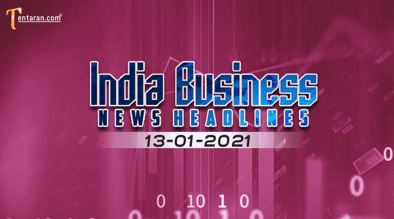 latest india business news today 13 january 2021