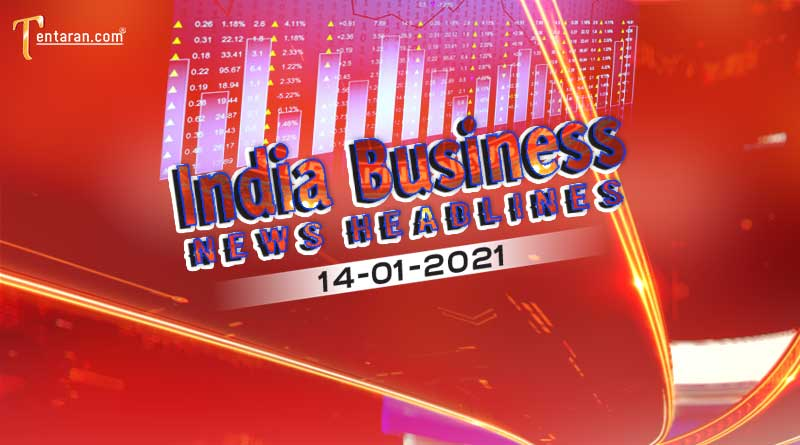 latest india business news today 14 january 2021