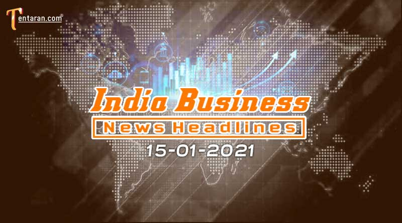 latest india business news today 15 january 2021