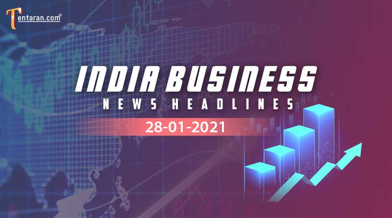 latest india business news today 28 january 2021