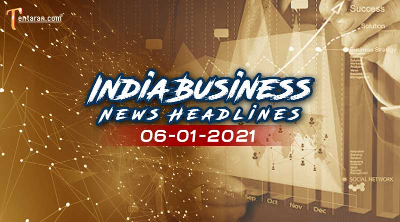 latest india business news today 6 january 2021