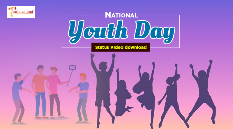 national youth day whatsapp status video download