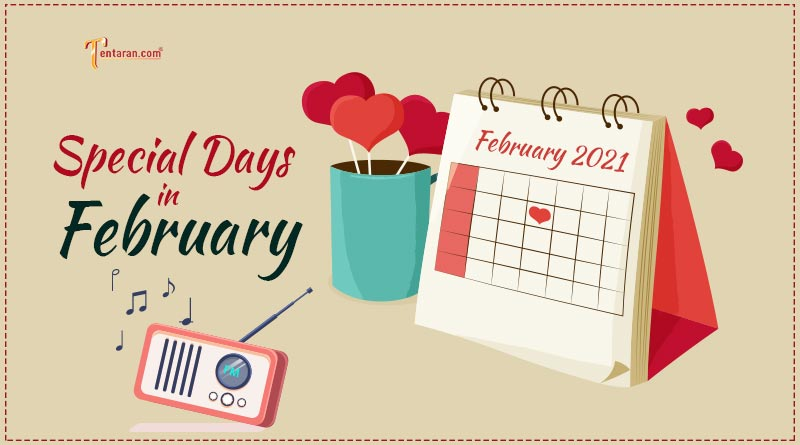 special days in february