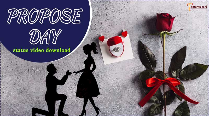 Happy Propose day status video download