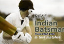 Cricket Records: Best Indian Batsmen from 1932-1952 in test matches