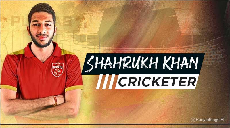 facts about cricketer shahrukh khan