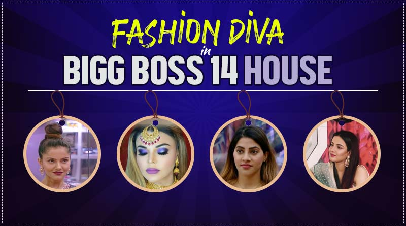 fashion diva in bigg boss 14 house image