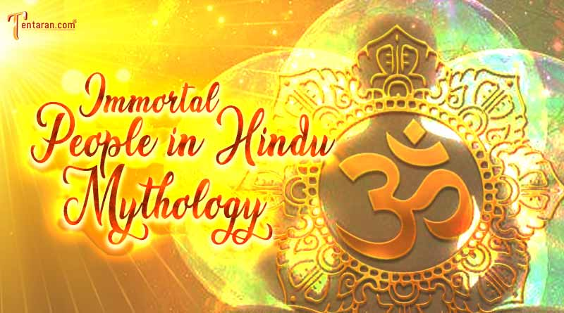 immortal people as per hindu mythology