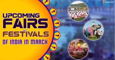 Upcoming fairs and festivals of India in March 2021