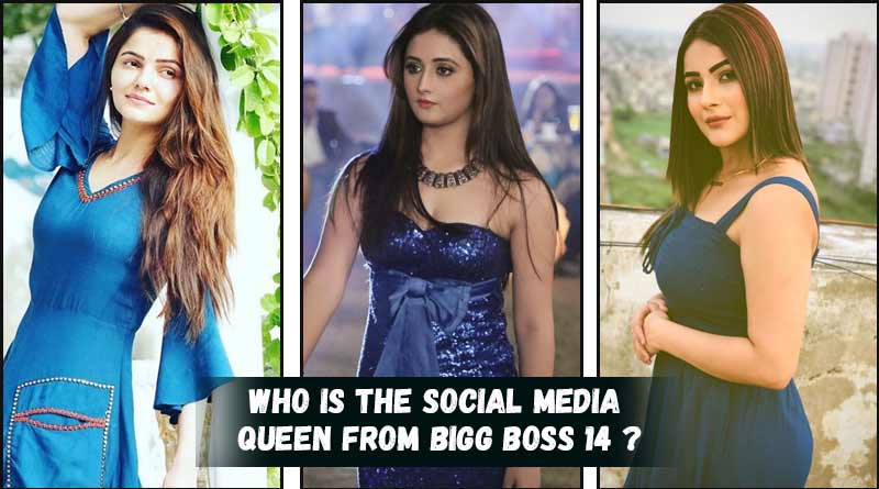 bigg boss social media queen