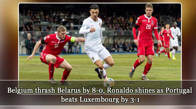 world cup qualifiers belgium vs belarus highlights