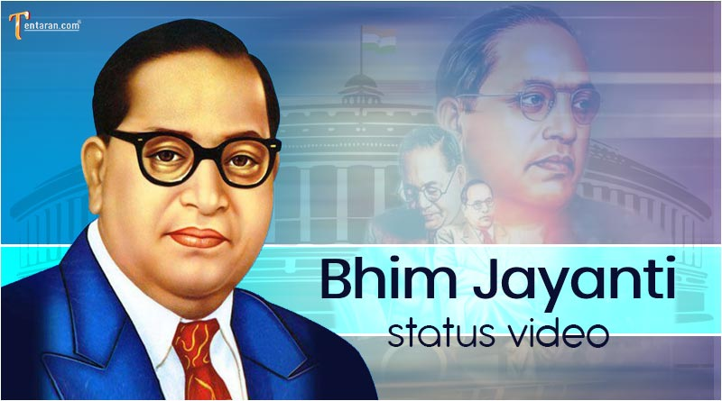 bhim jayanti status video download