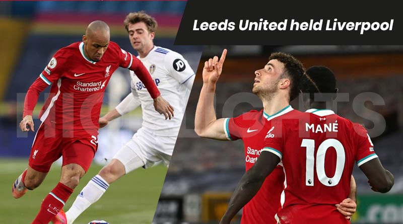leeds united vs liverpool highlights 2021