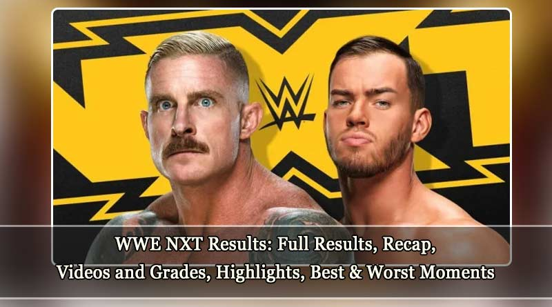 wwe nxt 31 march 2021 results