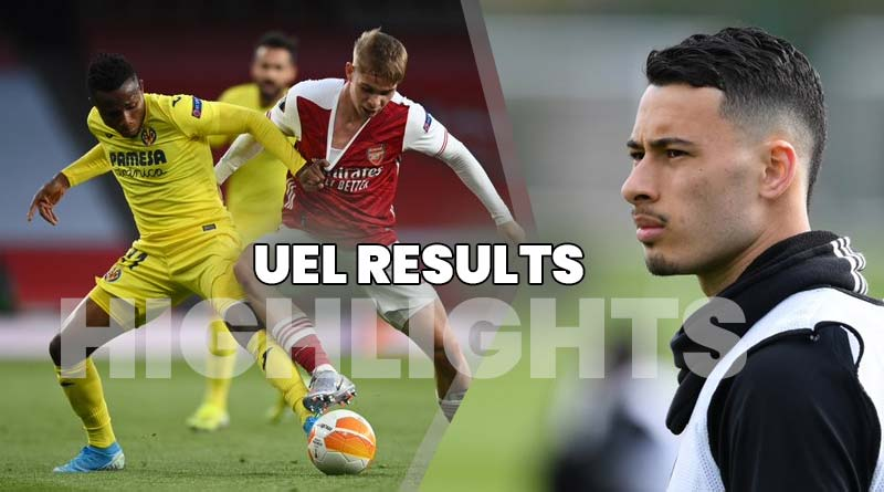 arsenal vs villarreal europa league 2021 highlights
