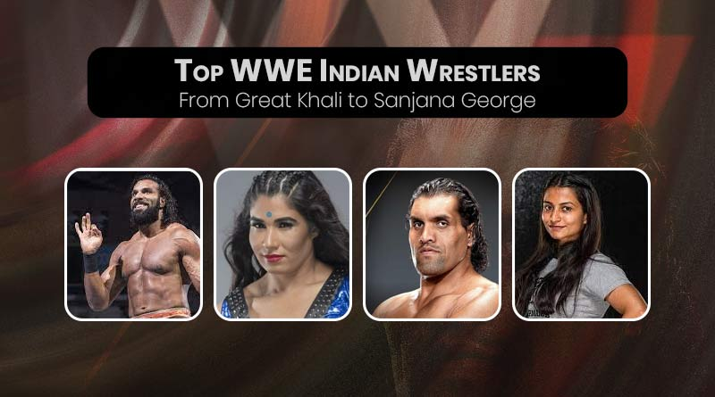 famous indian wwe wrestlers
