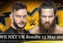 WWE NXT UK Results 13 May 2021: Highlights, Recap, Videos, Grades, Best and Worst Moments