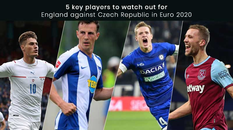 5 key players to watch out for england vs czech republic