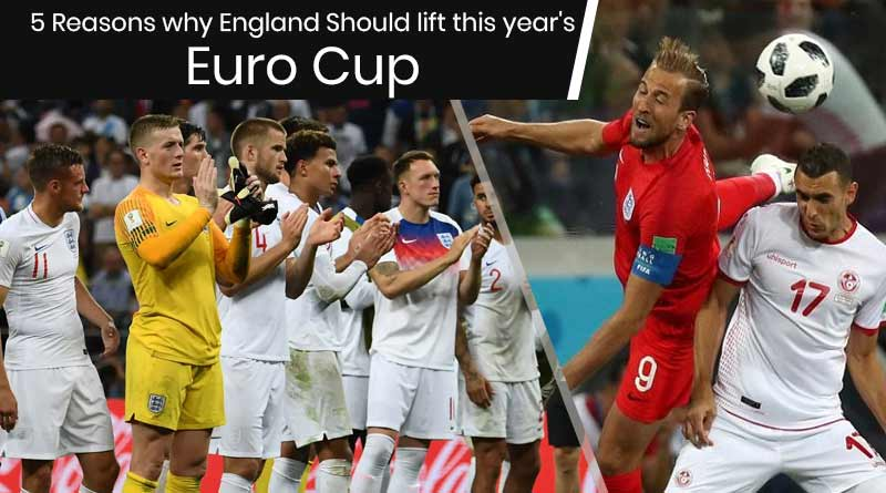 5 reasons why england should lift the euro cup