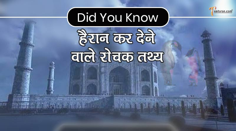 did you know facts in hindi