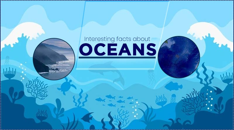 interesting facts about oceans