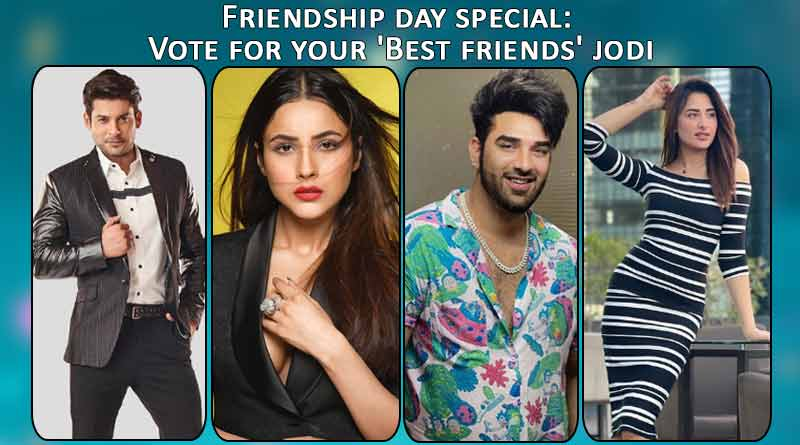 Friendship Day Special 2021: Favorite pairs from Bigg Boss house