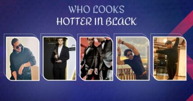 Hottest Male Indian TV Actors: Which Indian Male TV Actors Looks Hotter in Black – Vote