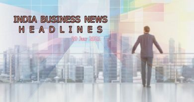 Business news India: Latest India business news headlines today 29 July 2021