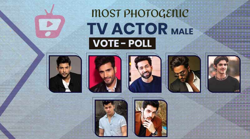 most photogenic tv actor male