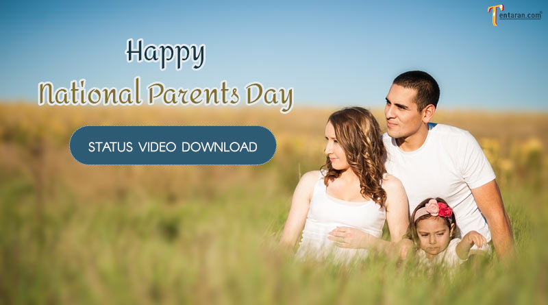 national parents day status video