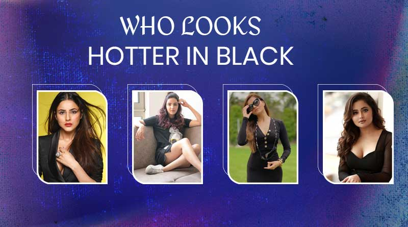 Poll – Vote – Who Looks Hotter in Black?