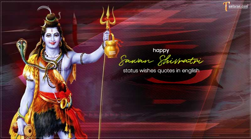 happy sawan shivratri images status wishes quotes in english