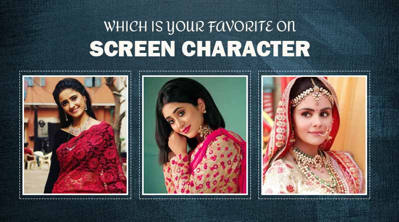 on-screen character