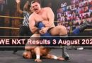 WWE NXT Results 3 August 2021: Highlights, Winners, Recap, Videos, Grades, Best and Worst Moments