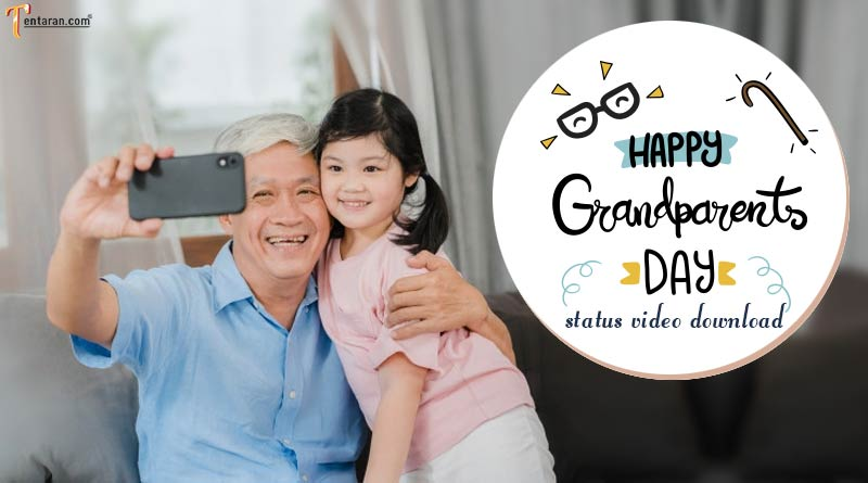 Thank you Grandparents status messages download