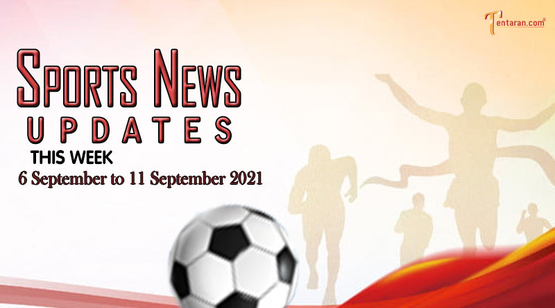 sports weekly roundup 6 to 11 september 2021