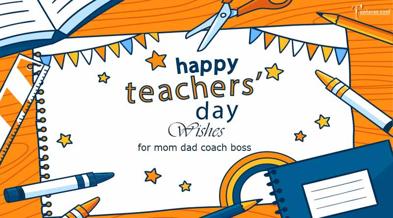 teachers day wishes for mom dad coach boss