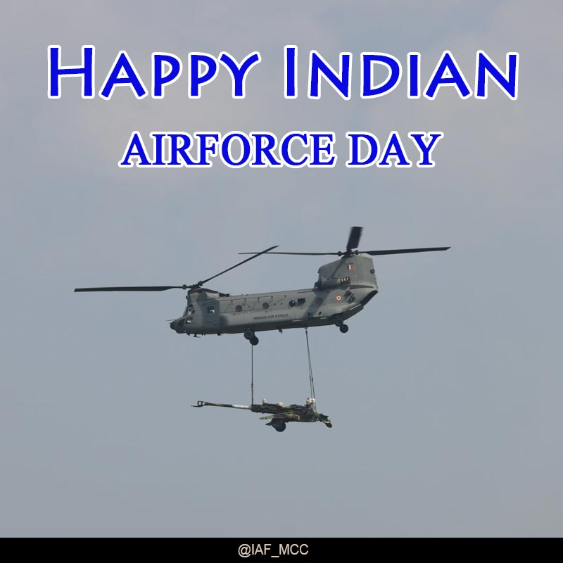 indian air force day 20212 poster images